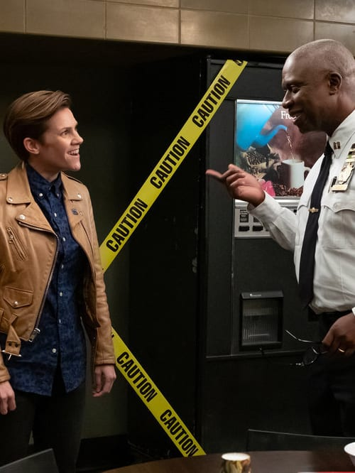 The Real Jocelyn - Brooklyn Nine-Nine Season 6 Episode 11