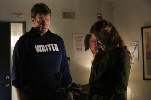 Is Castle Getting Through?