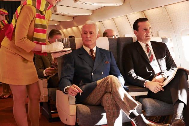 Mad Men Takes Flight