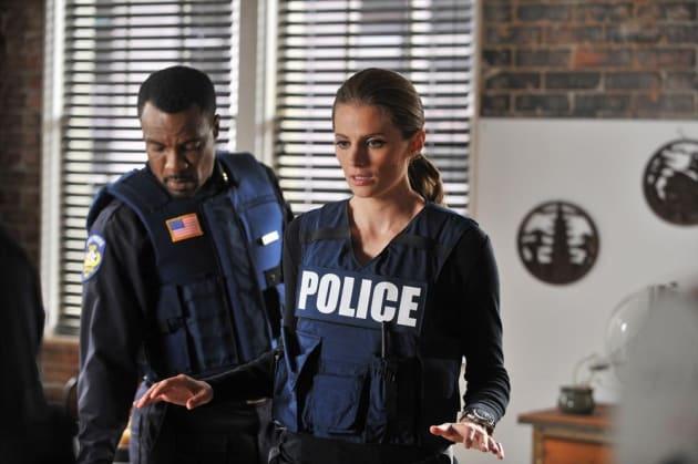 Beckett in Major Danger