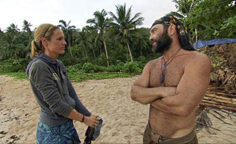 Russell and Candice Talk