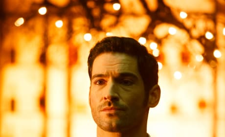 Hot stuff - Lucifer Season 1 Episode 11