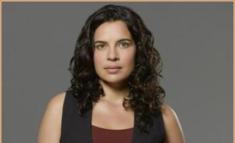 Zuleikha Robinson as Ilana