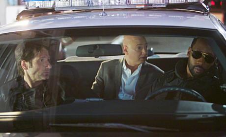 Good Cop, Bad Cop, Bald Cop