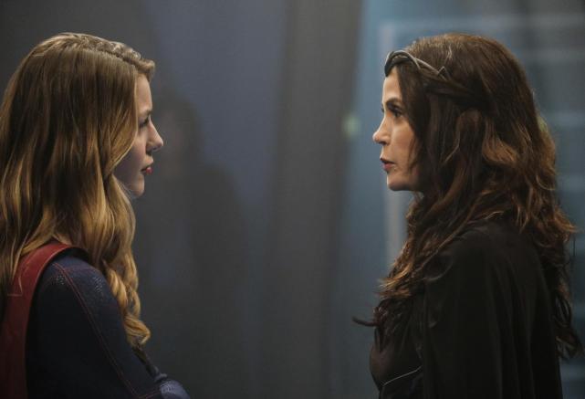Face to Face - Supergirl Season 2 Episode 16