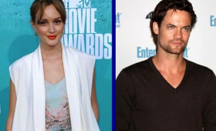 Tournament of TV Fanatic: Leighton Meester vs. Shane West!