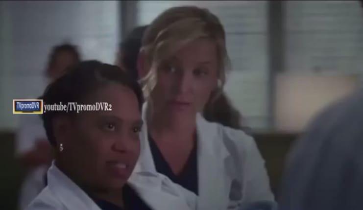 Greys Anatomy Season 10 Premiere Clip Tv Fanatic