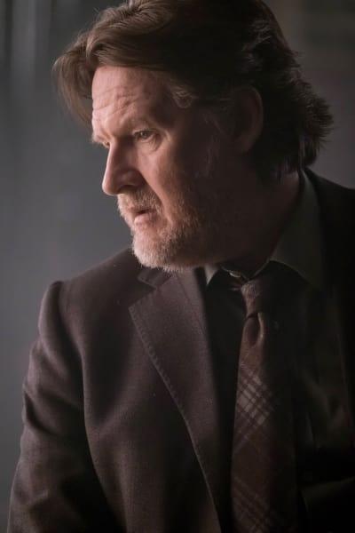 Bullock Contemplates - Gotham Season 3 Episode 16