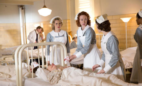 Rebekah as a Nurse
