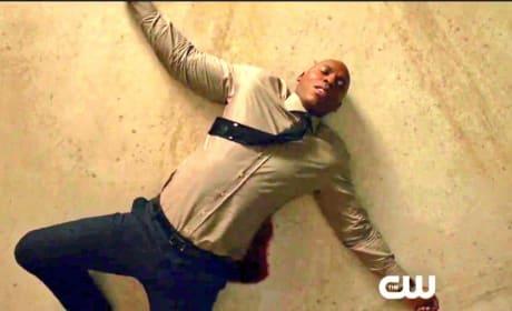 Who Shot James? - Supergirl Season 4 Episode 14