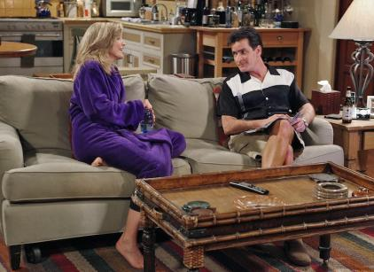 Watch Two and a Half Men Season 8 Episode 13 Online