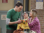 Sheldon and Penny's Hunt