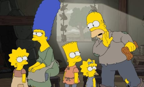 The End of the Line - The Simpsons