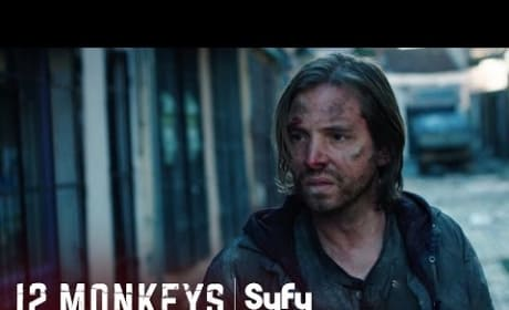 "12 Monkeys Sneak Peek - ""Tomorrow"""
