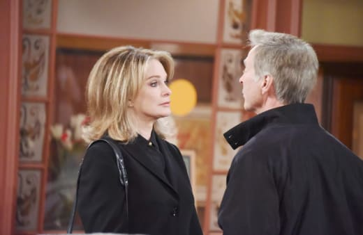 """Marlena"" Breaks Up with John - Days of Our Lives"