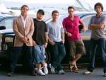 Entourage Gang at Van Nuys