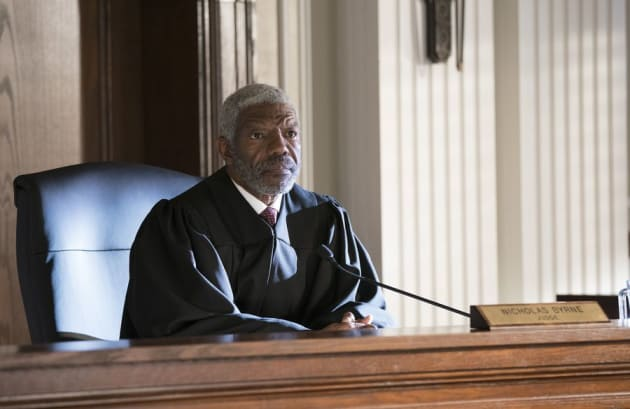Judge Byrne Struggles - For The People