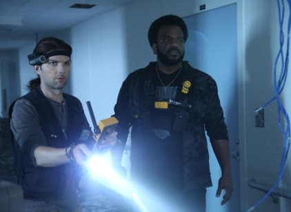 Watch Ghosted Season 1 Episode 7 Online