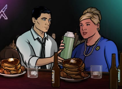 Watch Archer Season 3 Episode 10 Online