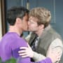 Will Kisses Paul - Days of Our Lives