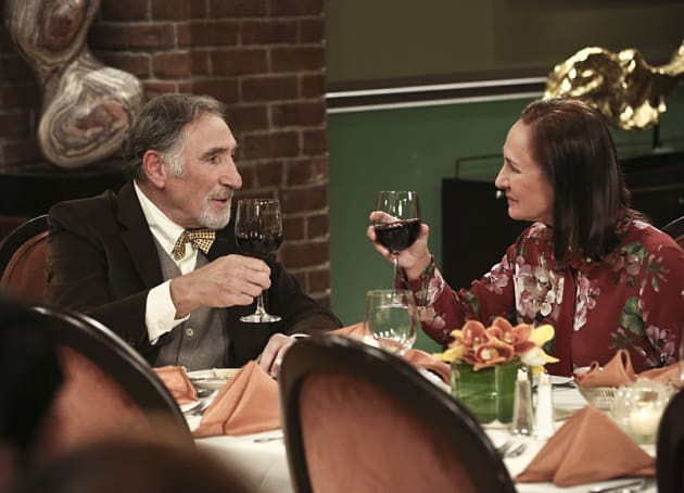 These Two Seem to Be Getting Along Pretty Well - The Big Bang Theory Season 9 Episode 24