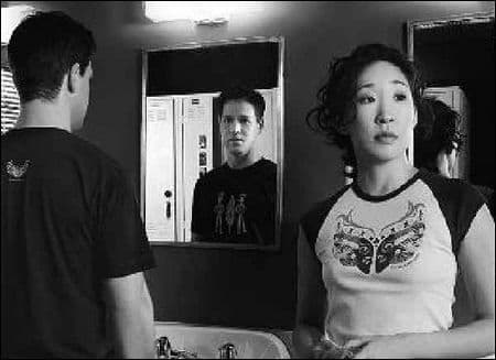 Sandra Oh in Warriors in Pink