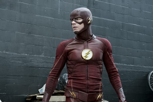 High Alert - The Flash Season 3 Episode 19