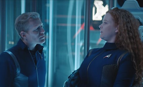 Stamets and Tilly - Star Trek: Discovery Season 2 Episode 4