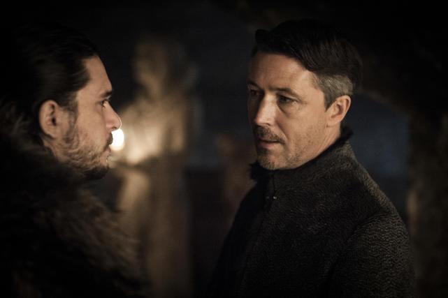 Meeting the Family - Game of Thrones Season 7 Episode 2