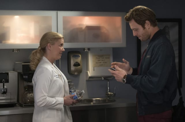 Nina Shore and Will Halstead - Chicago Med