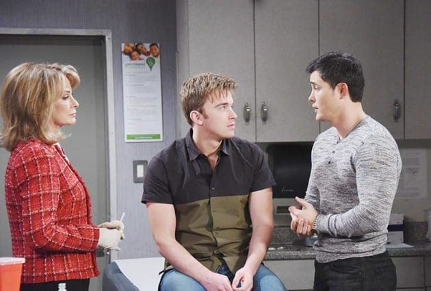 Getting the Shot - Days of Our Lives