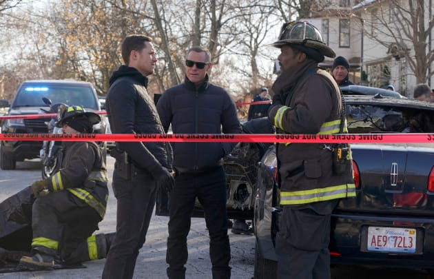 A New Lead - Chicago Fire Season 6 Episode 13