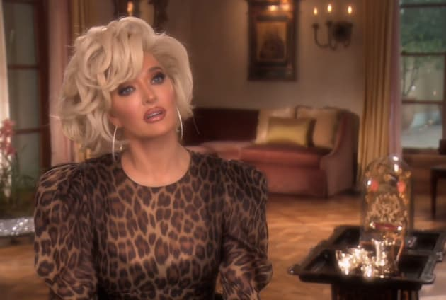 Erika's a Headliner - The Real Housewives of Beverly Hills