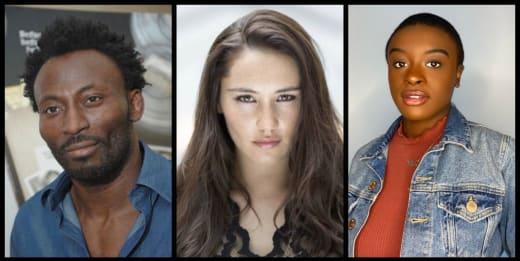 Babs, Christina, Celia Rose - Star Trek: Discovery