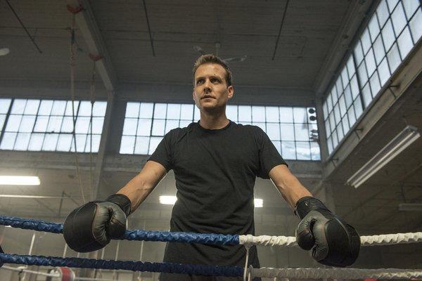 Harvey Prepares for Battle