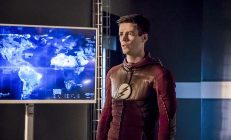 Stunned - The Flash Season 3 Episode 23