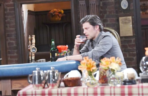 Eric Wants to Drink - Days of Our Lives