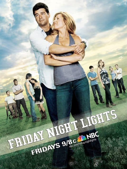 Friday Night Lights Poster