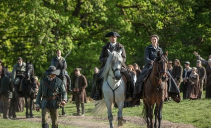 Outlander Season 5: Six New Season Photos and a Trailer Revealed at NYCC!