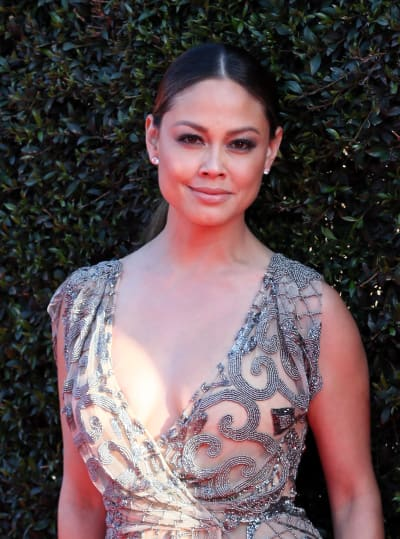 Vanessa Lachey Attends Creative Arts Emmy Awards