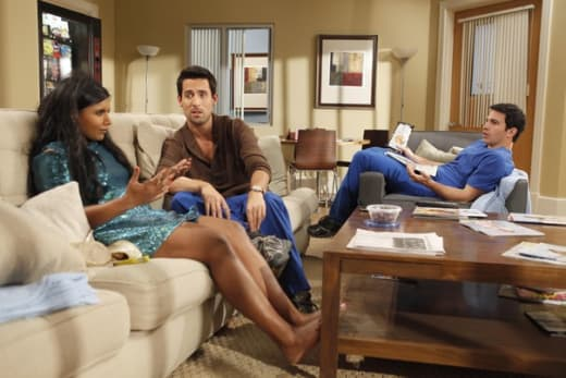 The Mindy Project Stars