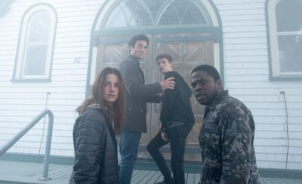 The Mist Season 1 Episode 2 Review: Withdrawal