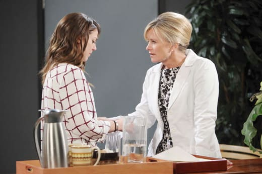 The Paternity Test - Days of Our Lives
