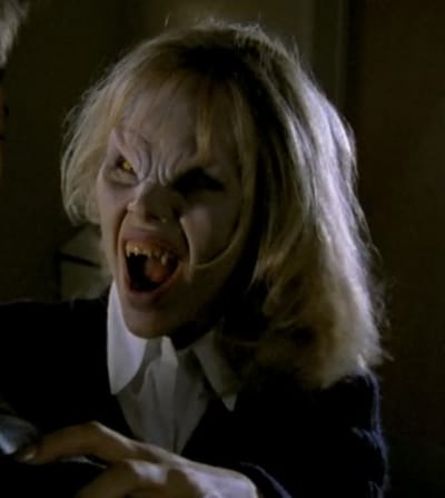 Never Trust a Pretty Girl with an Ugly Secret - Buffy the Vampire Slayer Season 1 Episode 1