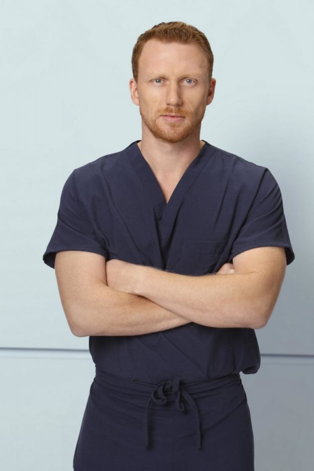 Dr. Owen Hunt Photo