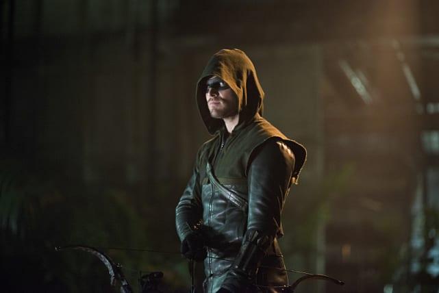Unhappy - Arrow Season 3 Episode 7