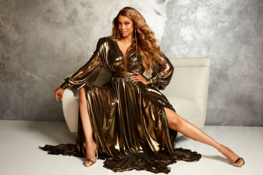 Tyra Banks Is The New Host - Dancing With the Stars