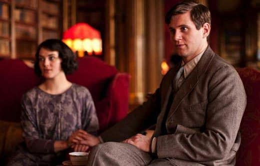 Sybil and Tom