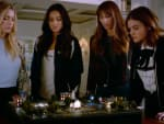 Round Four - Pretty Little Liars