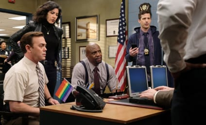 Brooklyn Nine-Nine Season 6 Episode 14 Review: Ticking Clocks